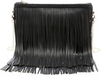 Sole Society Rose fringe crossbody