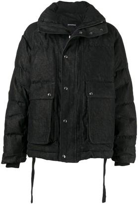 SONGZIO Cotton Puffer Jacket