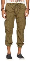 Denim & Supply Ralph Lauren Denim & Supply Cargo Jogging Bottoms, Marine Corp Olive