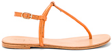 Urge Mako Sandal in Orange. - size 36 (also in 37,38,39,40)
