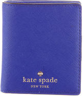 Kate Spade Crosshatch Leather Wallet
