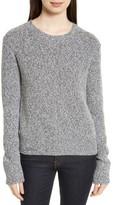 Theory Women's Rib Cuff Marled Sweater