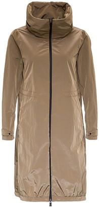 Herno High Neck Raincoat