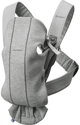 BABYBJÖRN Baby Carrier Mini 3D Jersey Light Grey