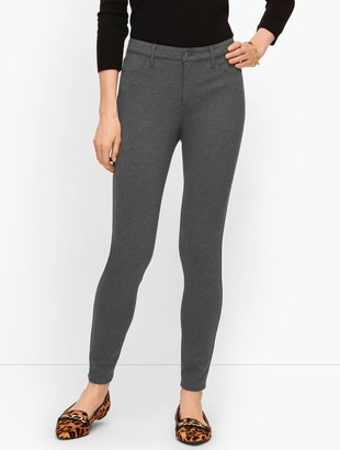 Talbots Five Pocket Ponte Jeggings