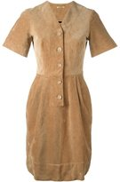 Peter Jensen fitted corduroy dress