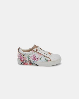 Ted Baker Pergola Lace Up Trainers