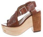 Thakoon Bassy 1 Platform Sandals