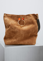 J.W.Anderson desert large hobo pierce bag
