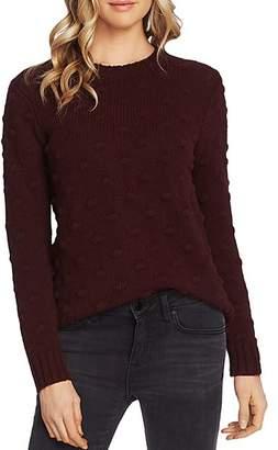 Vince Camuto Popcorn-Stitch Sweater
