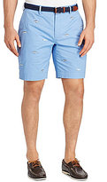 Polo Ralph Lauren Big & Tall Embroidered Newport Stretch Classic-Fit Shorts