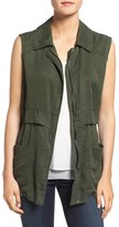 Cupcakes And Cashmere 'Adison' Soft Utility Vest