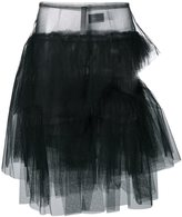 Simone Rocha tiered tulle skirt