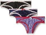 Honeydew Intimates Women's Ashley Bikini 3 Pack
