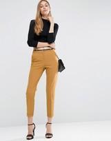 Asos Cigarette Pants with Belt