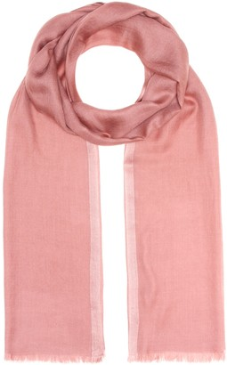 Loro Piana Aria cashmere and silk scarf