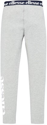 Ellesse Younger Girls Fabi Leggings - Grey