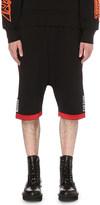 Kokon To Zai Pilot cotton-jersey shorts