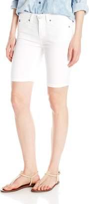 U.S. Polo Assn. Women's Denim Bermuda Short