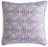 "Sky Oriana Foulard Decorative Pillow, 16"" x 16"" - 100% Exclusive"