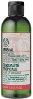 The Body Shop Sensual Massage Oil