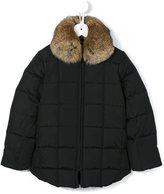 Tartine et Chocolat padded coat