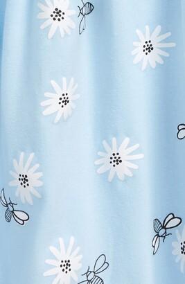 TINY TRIBE Kids' Busy Bees Print Dress