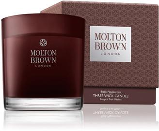 Molton Brown Black Peppercorn Three Wick Candle, 16.9 oz.