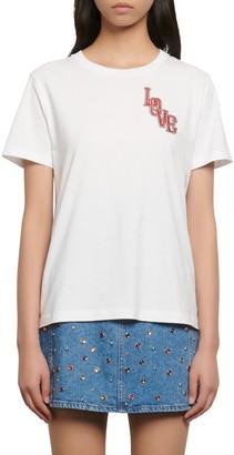 Sandro Love T-Shirt