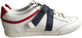 Christian Dior Leather low trainers