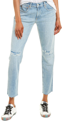 Rag & Bone Dre Alyssa Low Rise Slim Boyfriend Cut