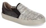 Stuart Weitzman Girl's Vance Glitz Slip-On Sneaker