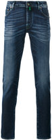Jacob Cohen stonewashed denim jeans