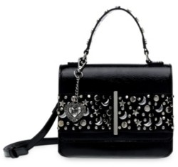 Betsey Johnson Stud Up About It Bow Bag