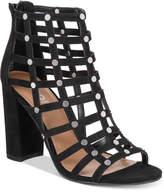 Report Wesley Caged Sandals