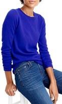 J.Crew Women's Long Sleeve Italian Cashmere Sweater