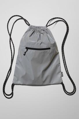 Weekday Adara Gym Bag - Silver