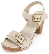 White Mountain Women's Skywriter Platform Sandal