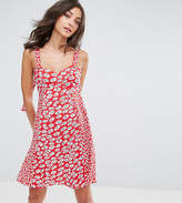 ASOS Tall ASOS TALL Mixed Print Sundress
