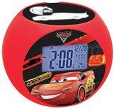 Disney Lightning McQueen Digital Projection Alarm Clock