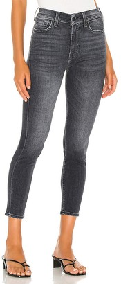 7 For All Mankind High Waist Ankle Skinny. - size 27 (also