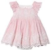 Gap Apple Blossom Eyelet Dress