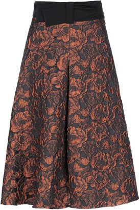 CAMILLA Milano 3/4 length skirts