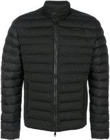Hackett boxy puffer jacket