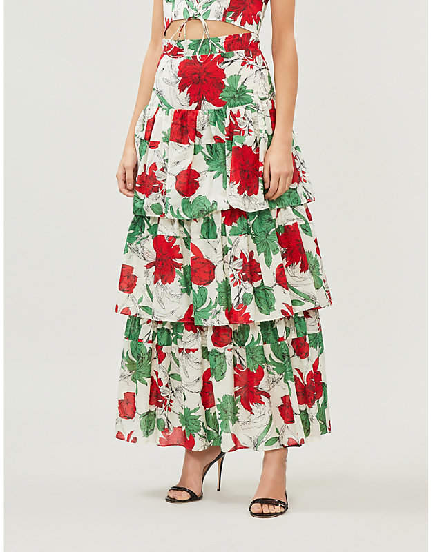 cc292c7fd295a4 Long Skirt And Top Set - ShopStyle Australia
