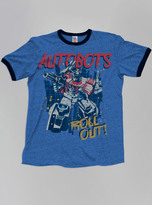 Junk Food Clothing Toddler Boys Transformers Autobot Roll Out Tee-lb/co-2t