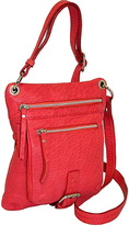 Nino Bossi Small Cross Body with Two Zip Pockets