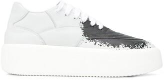 MM6 MAISON MARGIELA Paint Splash Sneakers