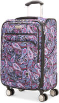 "Ricardo Palm Springs 21"" Expandable Carry-On Spinner Suitcase"