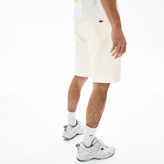 Lacoste Men's Regular Fit Five-Pocket Denim Shorts